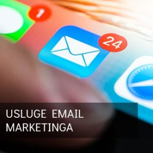 usluge email marketinga