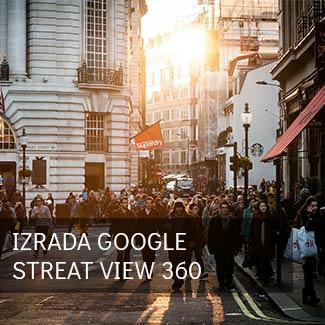 izrada google street view 360