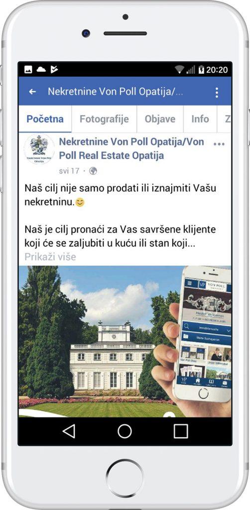 vođenje društvenih mreža vođenje facebooka