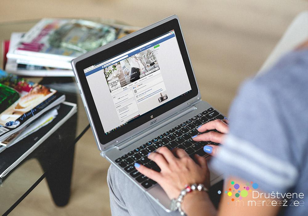 Digitalni marketing - društvene mreže